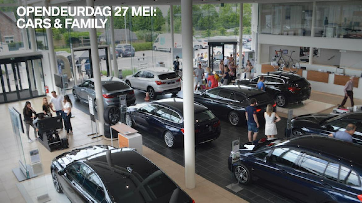 CARS & FAMILY: 27 MEI